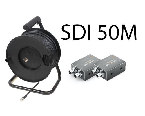 HDMI - SDI Verlengset 50m